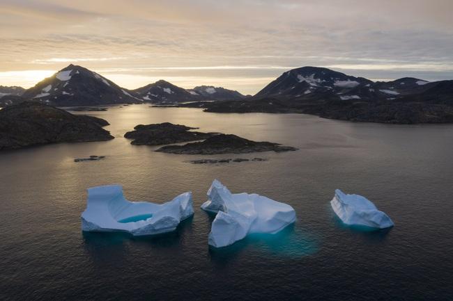 Băng tan kỷ lục tại Greenland khiến nước biển dâng cao nhất trong 12.000 năm qua - ảnh 4