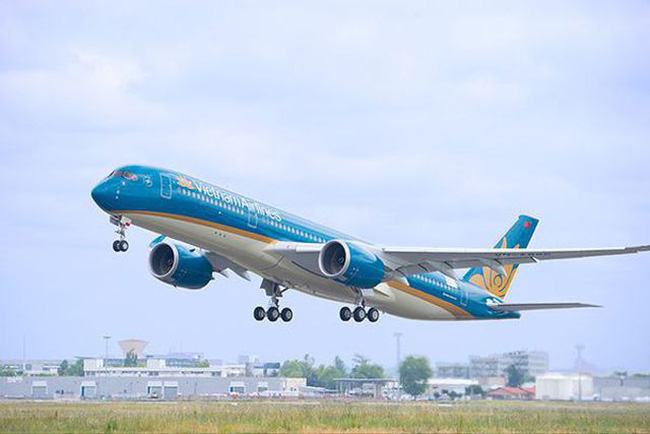Vietnam Airlines khôi phục 4 đường bay nội địa trong tháng 10 - ảnh 1