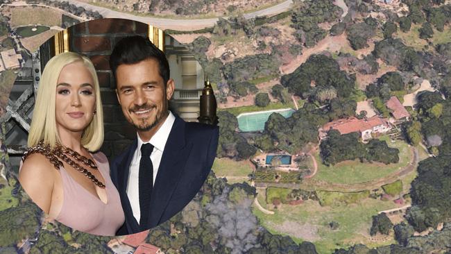 Con gái vừa chào đời, vợ chồng Katy Perry đã tậu nhà mới - ảnh 8