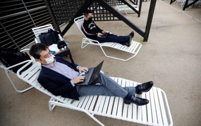 Độc đáo mà hiệu quả: Công viên giải trí hóa văn phòng làm việc tại Nhật Bản - ảnh 4