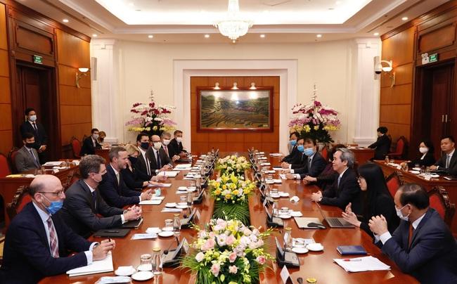 Thúc đẩy hoạt động đầu tư thương mại giữa Việt Nam - Hoa Kỳ - ảnh 3