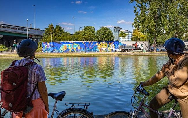 Ra mắt 420km đường đạp xe tựa như tranh vẽ tại Pháp - ảnh 3