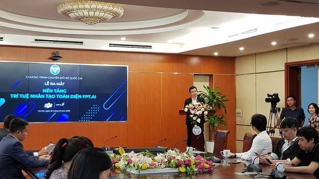 FPT.Ai - Nền tảng trí tuệ nhân tạo Make in Vietnam thứ hai ra mắt - ảnh 2
