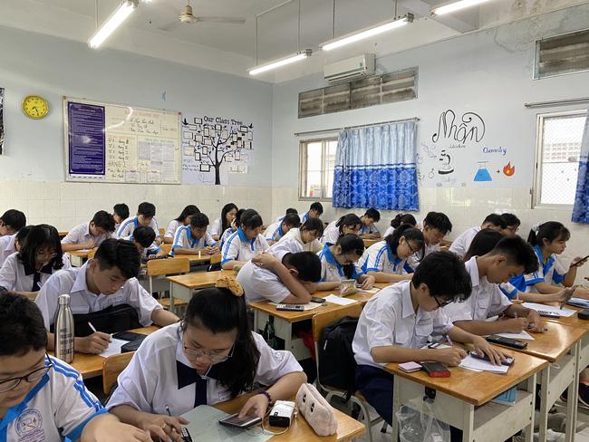 Kiểm tra, đánh giá giữa kỳ qua hệ thống Trường học thông minh 789.vn - ảnh 4