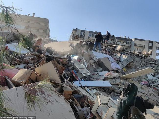 Động đất tại Thổ Nhĩ Kỳ: Số người thiệt mạng đã lên 26, chưa có người Việt nào thương vong - ảnh 2