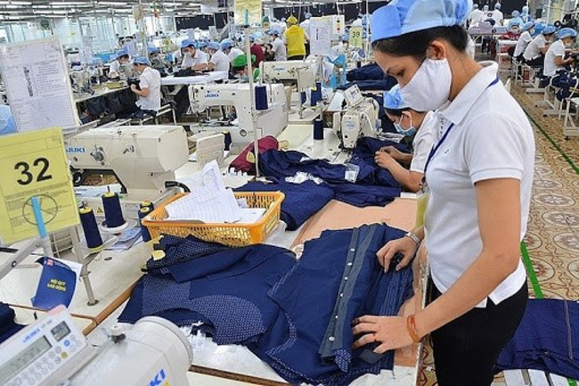 Several Italian firms are keen to invest in the textile sector to make use of the EVFTA