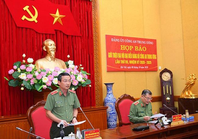 Đại hội đại biểu Đảng bộ Công an Trung ương được tổ chức từ ngày 11-13/10 - ảnh 3