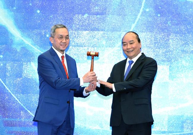 Bế mạc Hội nghị Cấp cao ASEAN 37: Việt Nam chuyển giao vai trò Chủ tịch ASEAN cho Brunei - ảnh 2