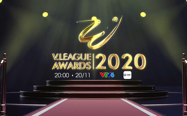 Dấu ấn V.League Awards 2020 với những giải thưởng hấp dẫn nhất