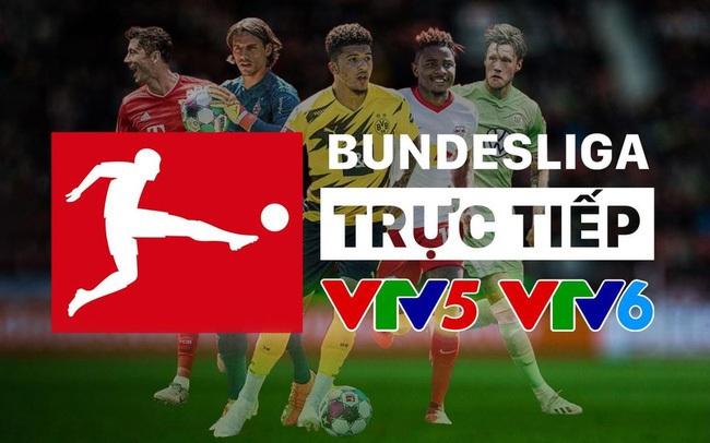 Lịch thi đấu và trực tiếp vòng 27 Bundesliga: Tâm điểm Dortmund – Frankfurt, Stuttgart – Bremen, RB Leipzig – Bayern Munich - ảnh 1
