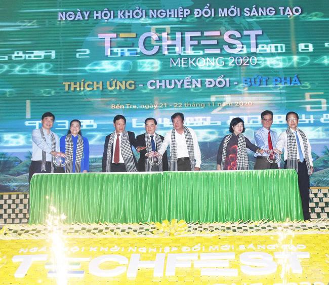 Techfest Mekong 2020 sẽ liên kết và phát triển khởi nghiệp sáng tạo giữa ĐBSCL và cả nước - ảnh 5
