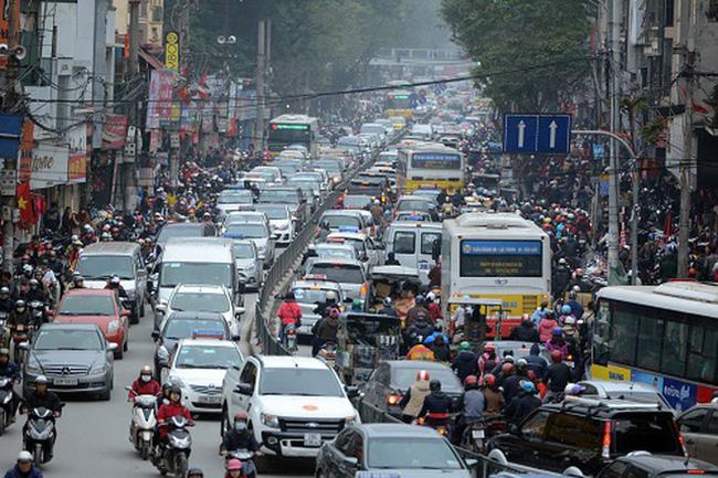 GDP đầu người sắp vượt 3.000 USD, dân Việt sẽ tăng mạnh sở hữu ô tô - ảnh 3