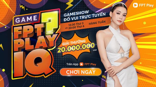 FPT Play IQ - Gameshow tương tác trực tuyến mới lạ trên smart TV và smartphone - ảnh 1