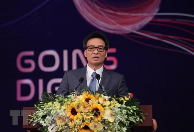 Phó Thủ tướng Vũ Đức Đam: Số hóa sẽ tạo động lực cho doanh nghiệp phát triển - ảnh 3
