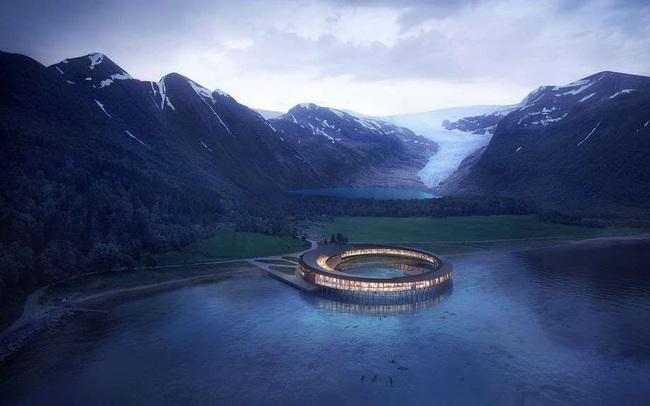 Khách sạn tự sản xuất năng lượng đầu tiên trên thế giới - ảnh 3