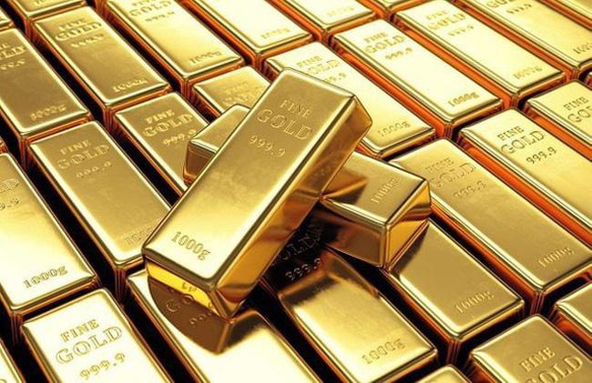 Giá vàng mất gần 5 triệu đồng trong vòng một tháng - ảnh 1
