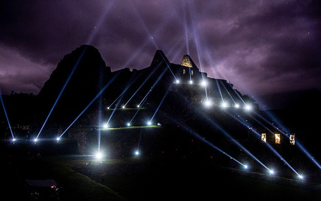Rực rỡ và hoành tráng, thánh địa Machu Picchu đón du khách trở lại - ảnh 4