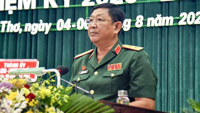 Chính ủy Quân khu 9 làm Phó Tổng Tham mưu trưởng QĐND Việt Nam   VTV.VN