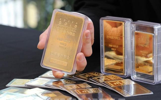 Giá vàng châu Á phục hồi từ mức thấp của 5 tháng trong chiều 1/12 - ảnh 2