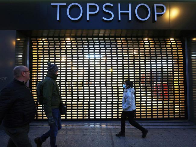 Công ty mẹ Topshop nộp đơn xin phá sản - ảnh 3