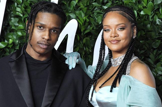 Rihanna hẹn hò bạn thân A$AP Rocky - ảnh 2