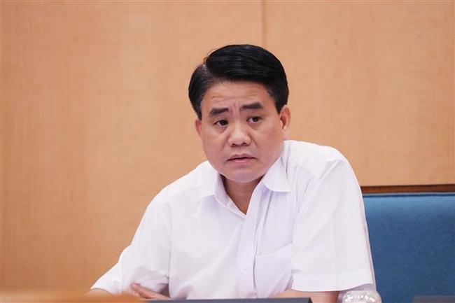 Hôm nay (11/12), xét xử ông Nguyễn Đức Chung và đồng phạm - ảnh 2