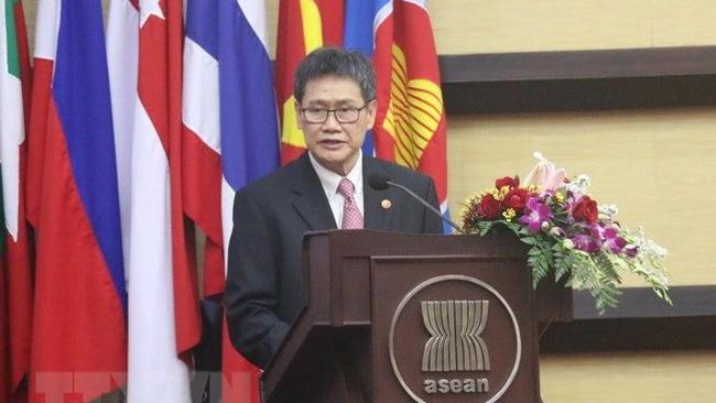 ASEAN Secretary General Dato Lim Jock Hoi (Photo: VNA)
