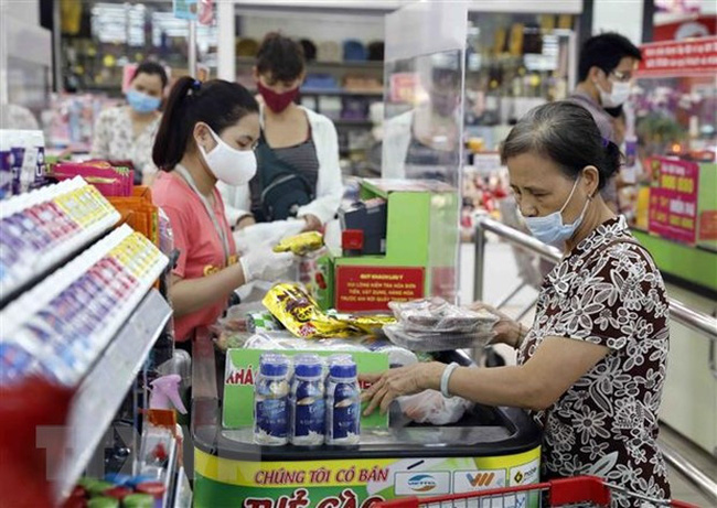 Ho Chi Minh City's CPI increases by 0.06% in November from the previous month. (Photo: VNA)