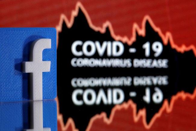 Facebook gỡ bỏ thông tin sai lệch về vaccine COVID-19 - ảnh 1