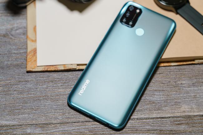 Realme C17 ra mắt: Màn hình 90Hz, pin 5.000 mAh, 4 camera sau, giá hơn 5 triệu đồng - ảnh 3