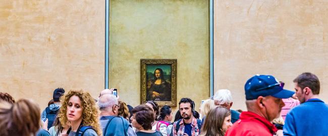Bảo tàng Louvre đấu giá cơ hội ngắm nàng Mona Lisa cận cảnh - ảnh 3