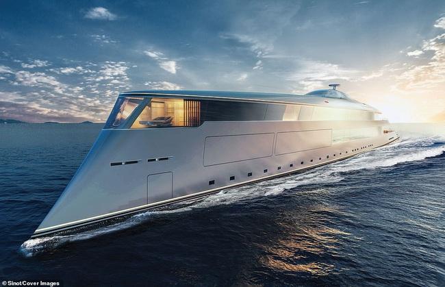 Tỷ phú Bill Gates chi 645 triệu USD tậu du thuyền siêu sang thân thiện với môi trường - ảnh 10