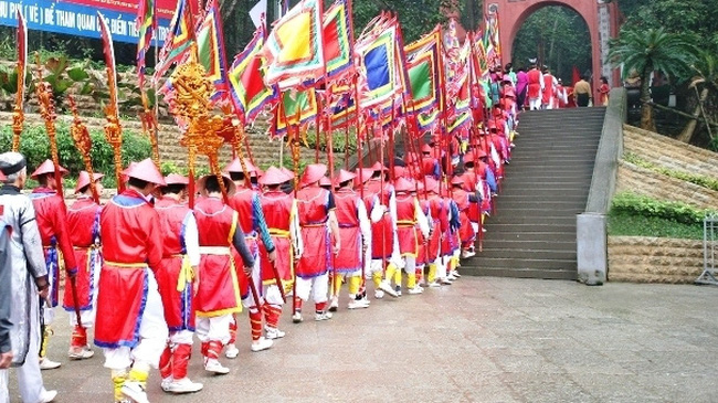 The 2020 Hung Kings Temple Festival will be held from March 24 to April 2.