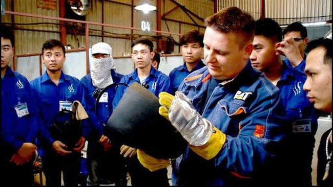 Some European countries are considering cooperation in employing Vietnamese workers.