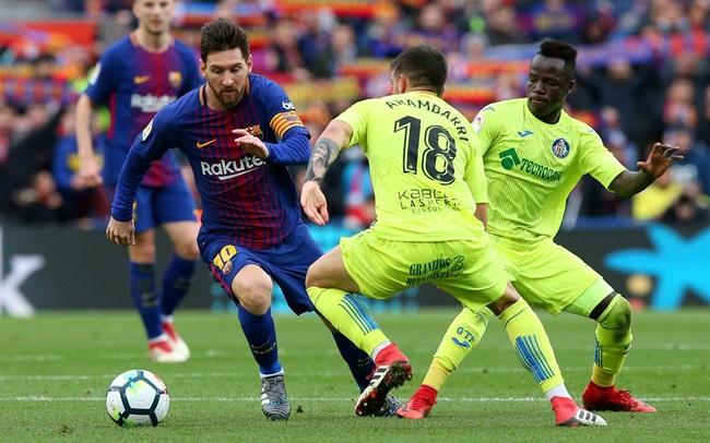 Soi kèo Barcelona vs Getafe, La Liga – 15/02/2020