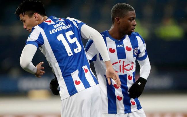 Văn Hậu dự bị, SC Heerenveen dừng bước ở tứ kết cúp quốc gia Hà ...