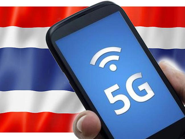 Thái Lan kỳ vọng thu về hơn 2 tỷ USD từ đấu giá phổ tần 5G - ảnh 2