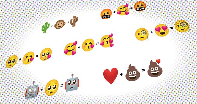 Google giới thiệu Emoji Kitchen, giúp biến tấu Emoji theo cách của bạn - ảnh 3