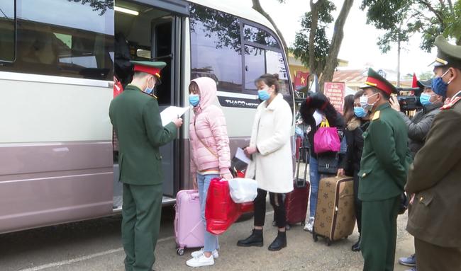 120 người được rời khỏi khu cách ly tại Lạng Sơn - ảnh 2