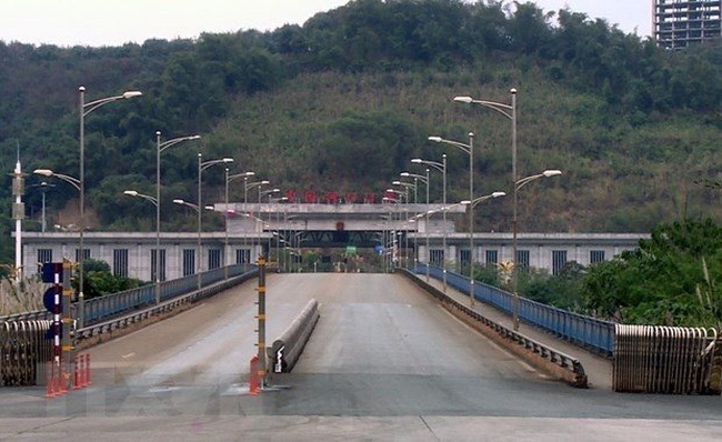 Kim Thanh International Border Gate (Photo: VNA)