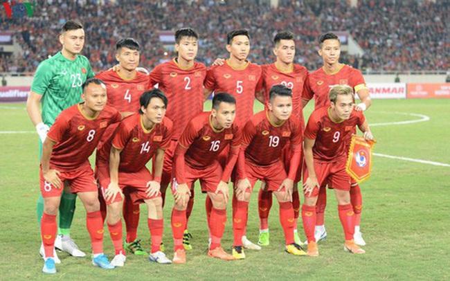 The Vietnamese national men's football team
