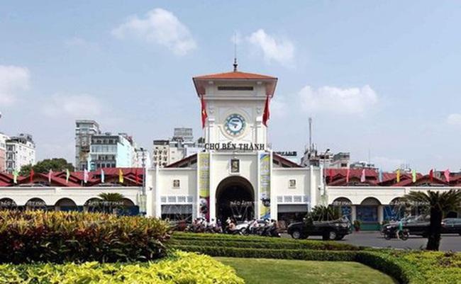 Ben Thanh market in Ho Chi Minh City (Photo: VNA)