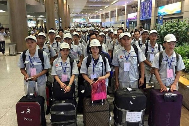 Vietnam sets a target to send 130,000 guests workers in 2020.