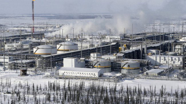 Nga tăng xuất khẩu dầu sang Ấn Độ