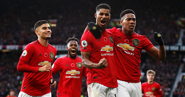 Manchester United vs Crystal Palace (23:30 - 19 Tháng 9)