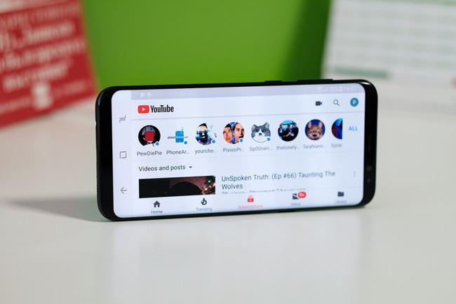 Ứng dụng YouTube thêm tab mới trên Android và iOS - ảnh 1