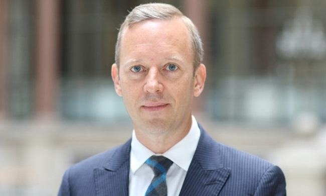 UK Ambassador to Vietnam Gareth Ward. (Photo: UK Embassy in Hanoi)