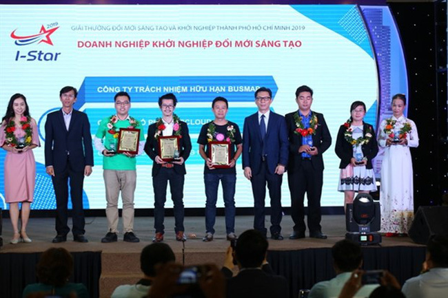 The I-Star Awards being presented to start-ups with a new business model based on technology and capacity for rapid growth. (Photo Courtesy of the awards)