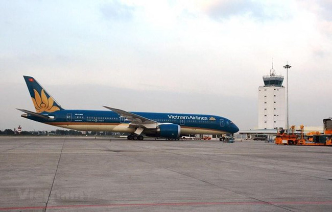 Vietnam Airlines aircraft (Source: VNA)