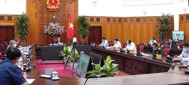 Thủ tướng chỉ đạo tạm thời cấm tụ tập quá 20 người - ảnh 1